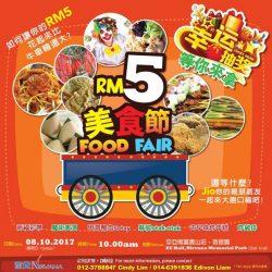 RM 5 Food Fair