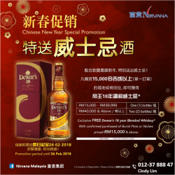 Chinese New Year Special Promotion